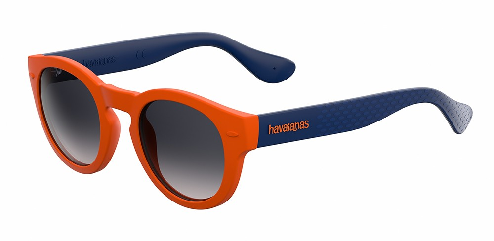 Havaianas Sonnenbrille » TRANCOSO/M«, orange, QPS/LS - orange/grau