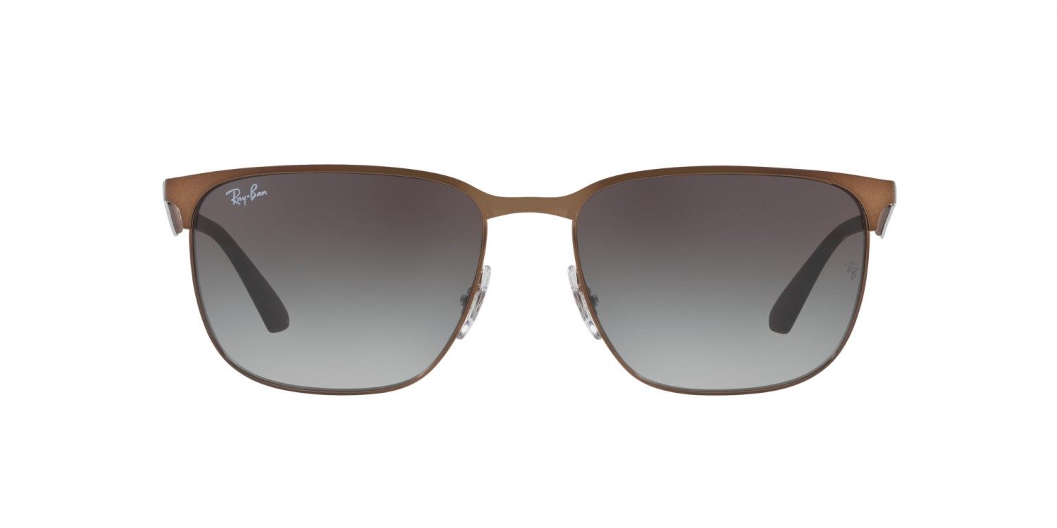 Ray-Ban RB3569 Sonnenbrille Braun 121/11 59mm gqpOh
