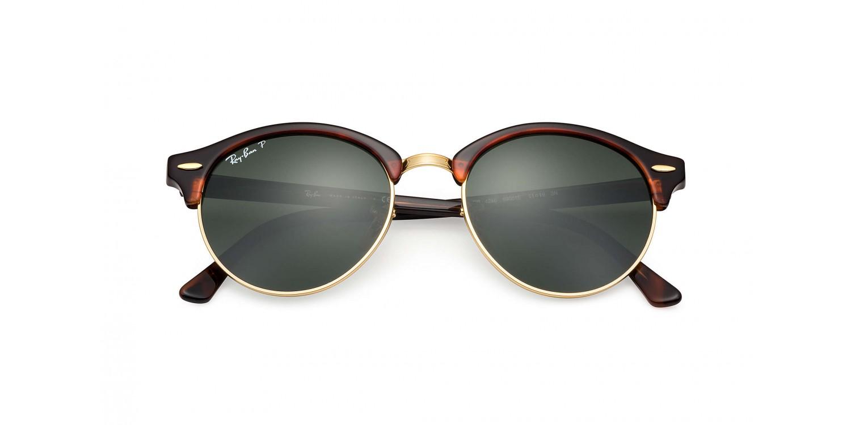Ray-Ban RB4246 Sonnenbrille Rotes Havanna 990/58 Polarisiert 51mm ZO0AQ