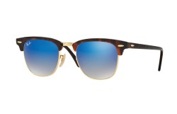 Ray-Ban ® Clubmaster Flash Lenses RB3016-990/7Q